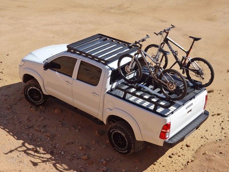 front runner slimline ii load bed rack kit for pick up truck 1425mm w x 1358mm l