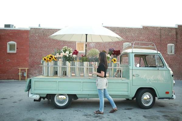 VW Flower Truck Springfield, MO