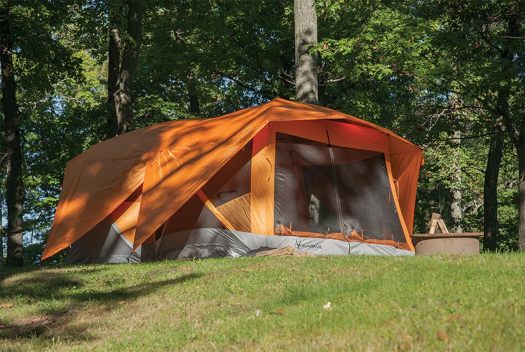 8Person Pop Up Camping Tent by Gazelle  T4 Plus Tentsy