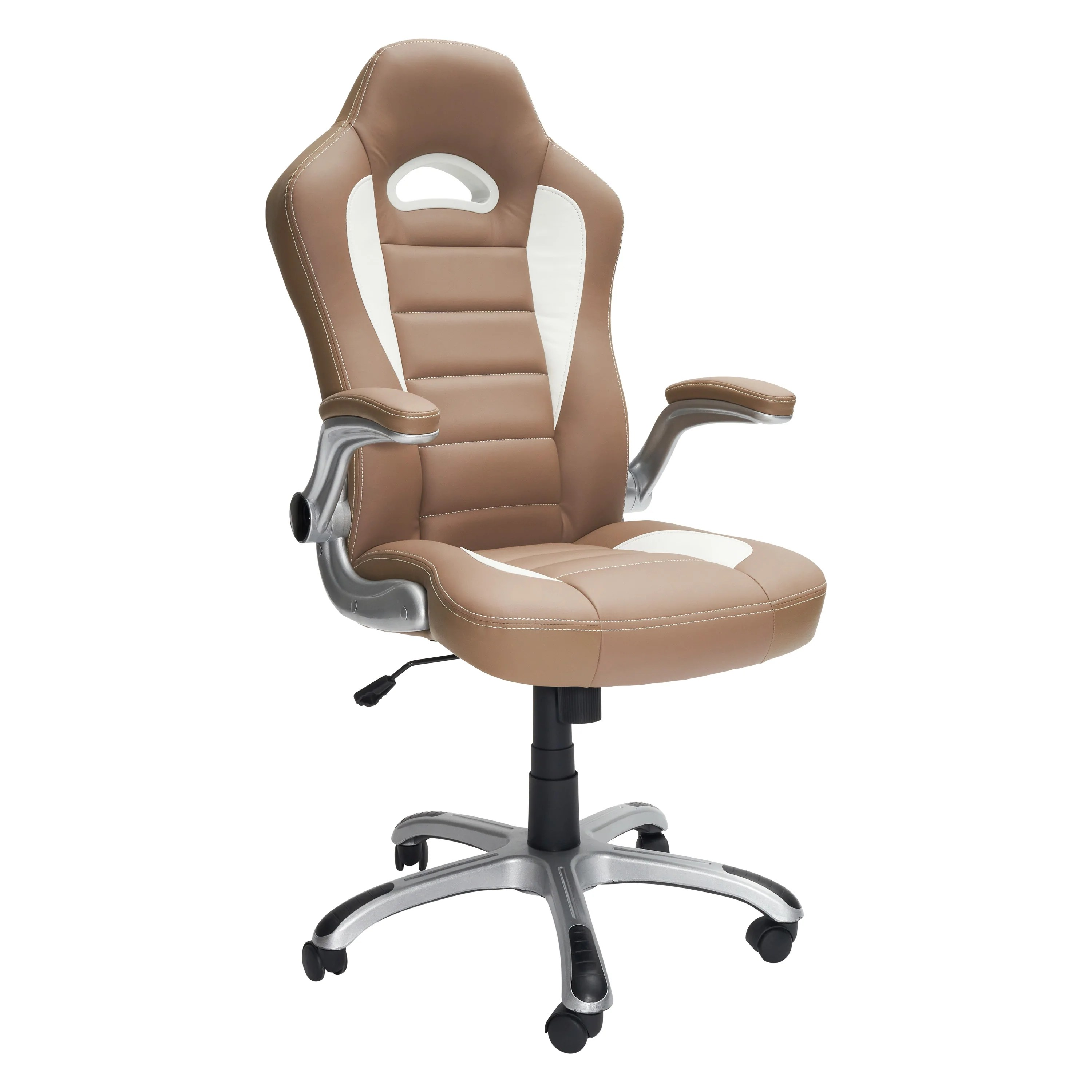 high back chairs with arms foam chair pads techni mobili executive sport race office
