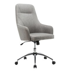 Chair With Wheels Lift Rentals Techni Mobili Comfy Height Adjustable Rolling Office