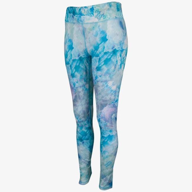 LIJA Patina Luster Power Legging Women's Running Apparel
