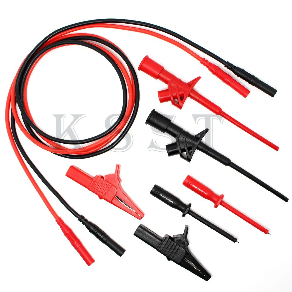 small resolution of dmm130 multimeter lead wire kit tool bag test probe automobile mainten marketersupply