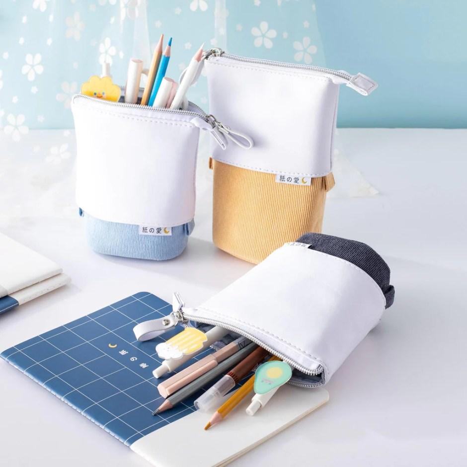 Tsuki Pop-up Pencil Case ☾