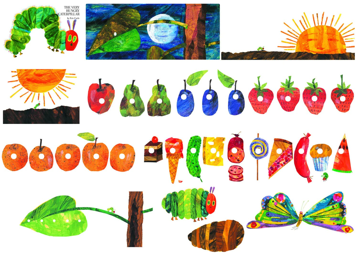 small resolution of the very hungry caterpillar