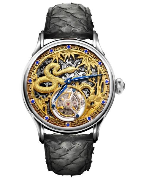 Memorigin Watch Tourbillon Zodiac Snake Series – Swisswatchimport.com