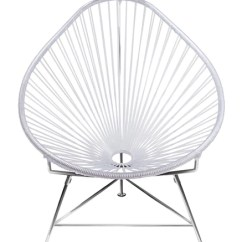 Innit Acapulco Chair James Bond Buy On Chrome Frame At Lifeix Design For Only $398.00