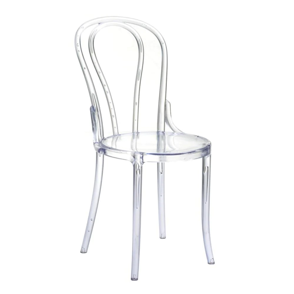 Plastic Clear Chair Buy Spin Clear Chair At Lifeix Design For Only 235 00