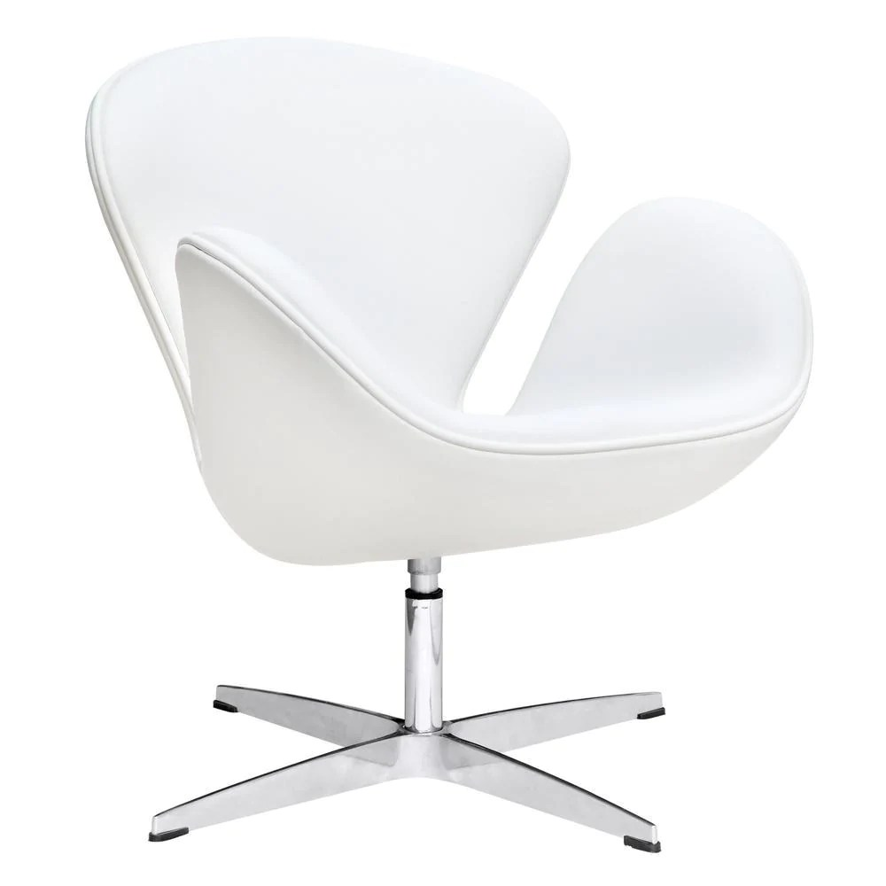 Swan Chair Buy Swan Chair Leather At Lifeix Design For Only $800.00