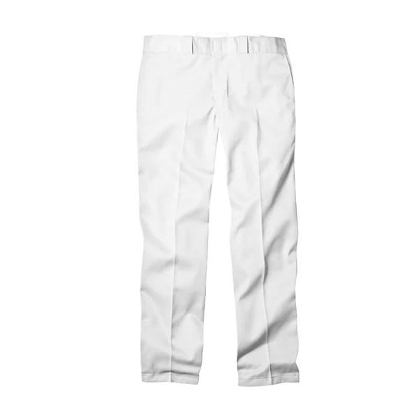 Dickies 874 Original Fit Work Pant  White  1991