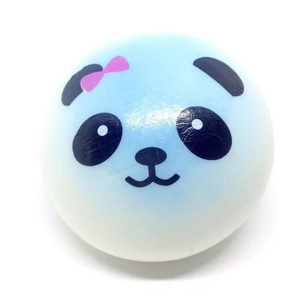 Panda Bun Slow Rise Squishy  SquishyShopca