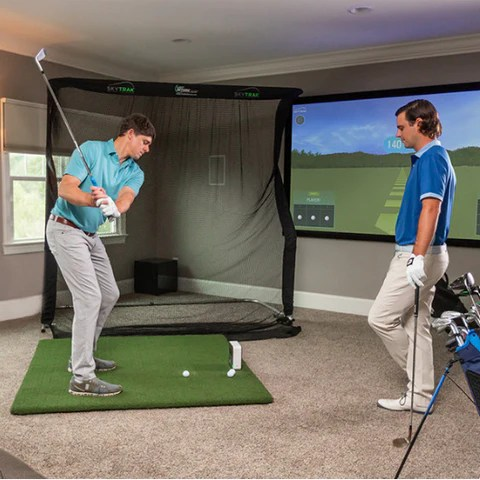 Complete Diy Guide How To Build Your Own Golf Simulator