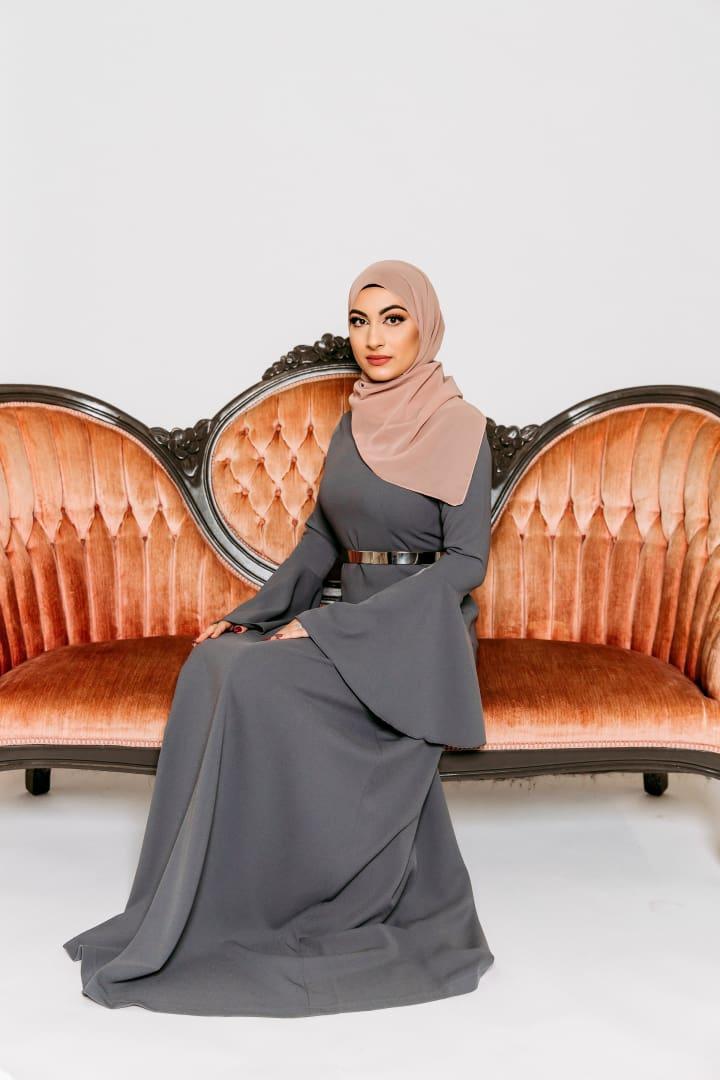Afflatus Hijab  Ilhan Omar  Dress
