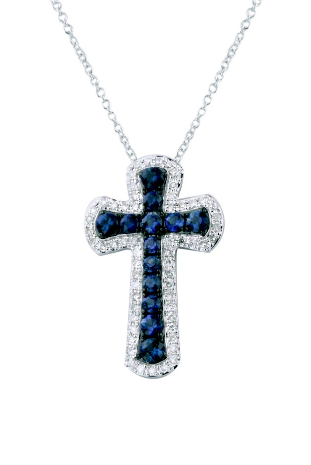 Cross Effy Diamond Blue