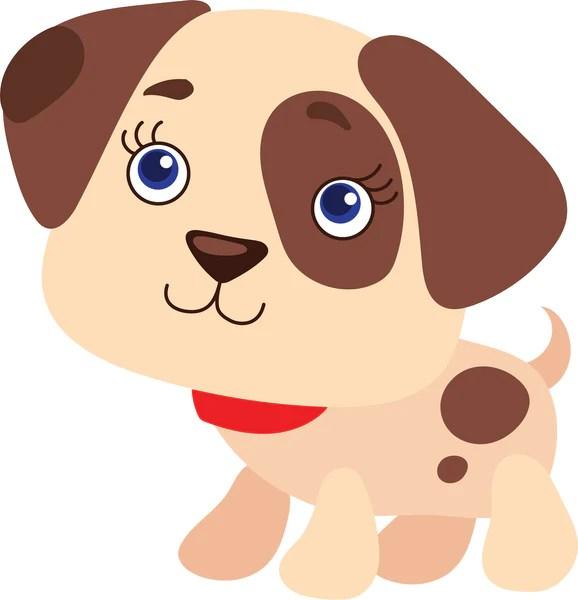 cute simple puppy dog