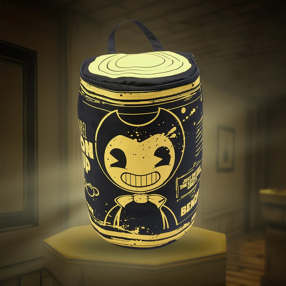 Bendy Bacon Soup Can Backpack  Bendy and the Ink Machine