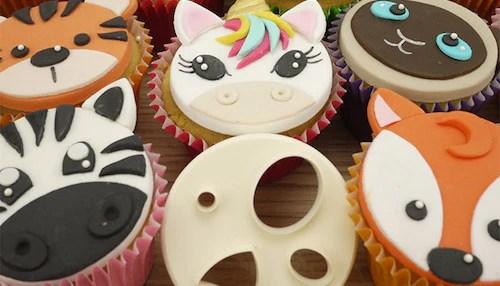How To Make Easy Fondant Animals Create That Cake