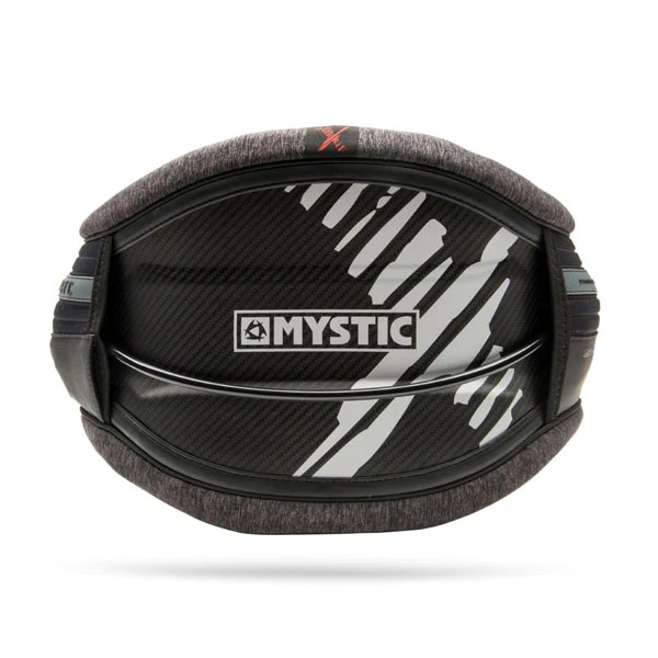 Mystic majestic  waist harness  click bar black also  real rh realwatersports
