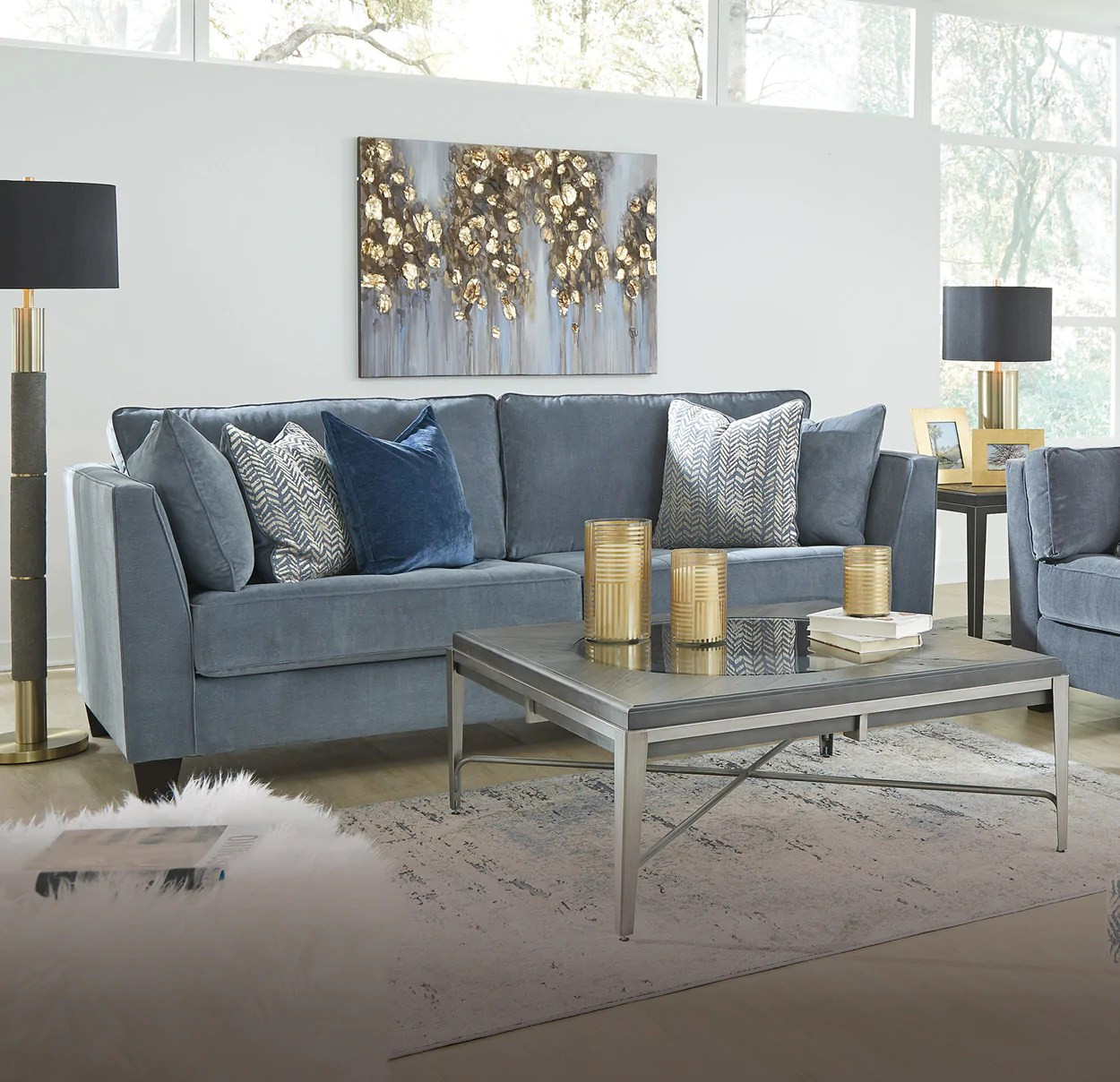 ashley furniture modern sofa loveseat and dimensions homestore canada