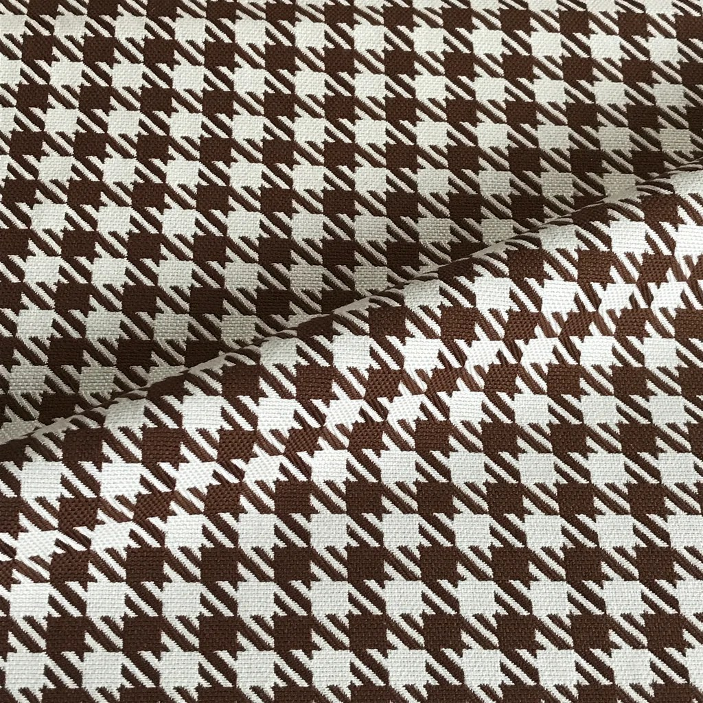 houndstooth sofa fabric oak furniture land beds plaid and  plankroad home decor