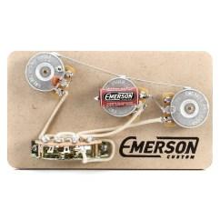 Stratocaster Hss Wiring Diagram Aprilia Rs 50 1998 5 Way Strat Prewired Kit Emerson Custom