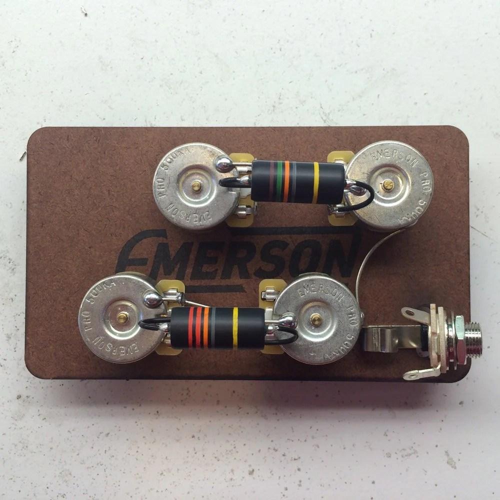 lollar p90 wiring diagram dewalt miter saw parts telecaster deluxe prewired kit emerson custom
