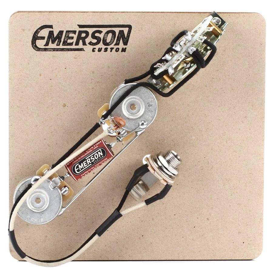lollar p90 wiring diagram subaru impreza headlight 4 way telecaster prewired kit emerson custom