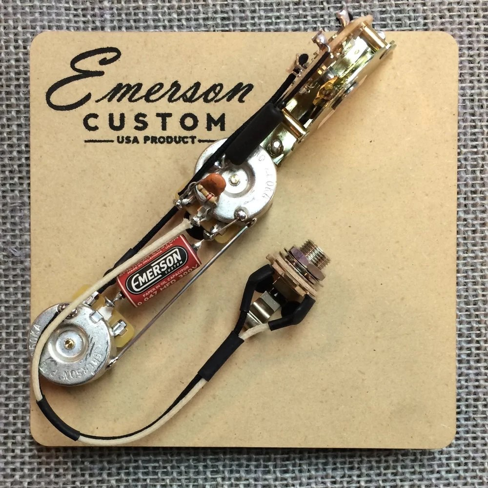 hight resolution of 3 way esquire prewired kit