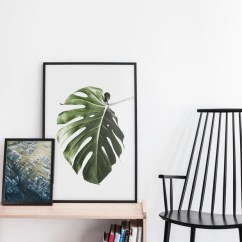 Chair Upside Down On Wall Wheel In Pakistan Minimalist Poster Create A Gallery Scandinavian By Opposite With Art Photo Of Botanical Leaf Called Living