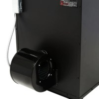Summer's Heat 1,800 - 2,400 Sq. Ft. Wood Stove - England's ...