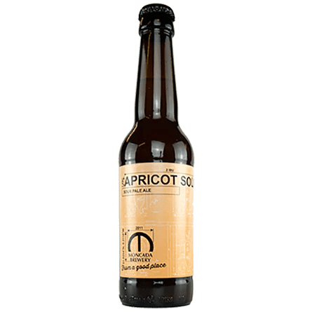Image result for Moncada Brewery - Apricot Sour png