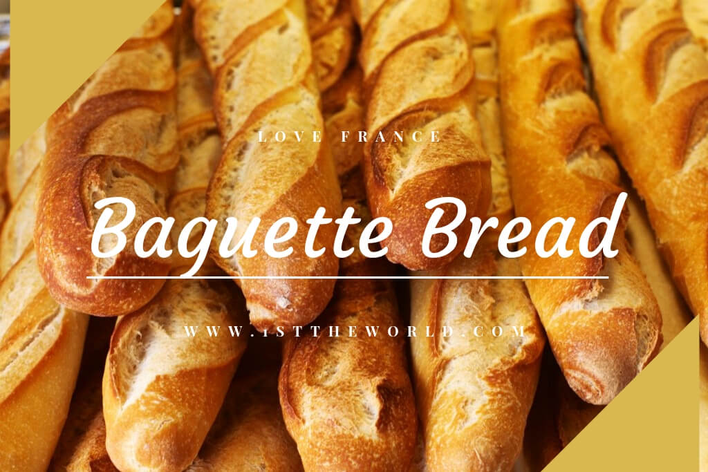 baguette bread french cuisine