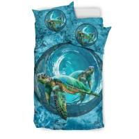 Hawaii Bedding Set - Deep Sea Turtle | Special Custom ...