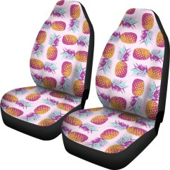 Hawaiian Chair Covers Toy High Pineapple Car Seat Lovetheworld Tap To Expand