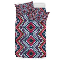 NATIVE AMERICAN PATTERN BEDDING SET - HM1  1stTheWorld