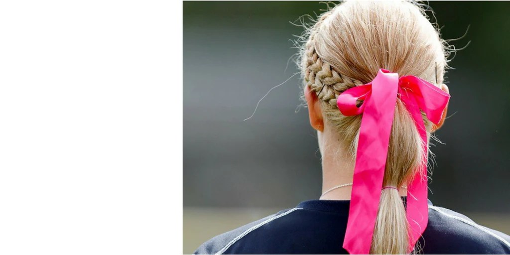 4 easy softball hairstyles simple