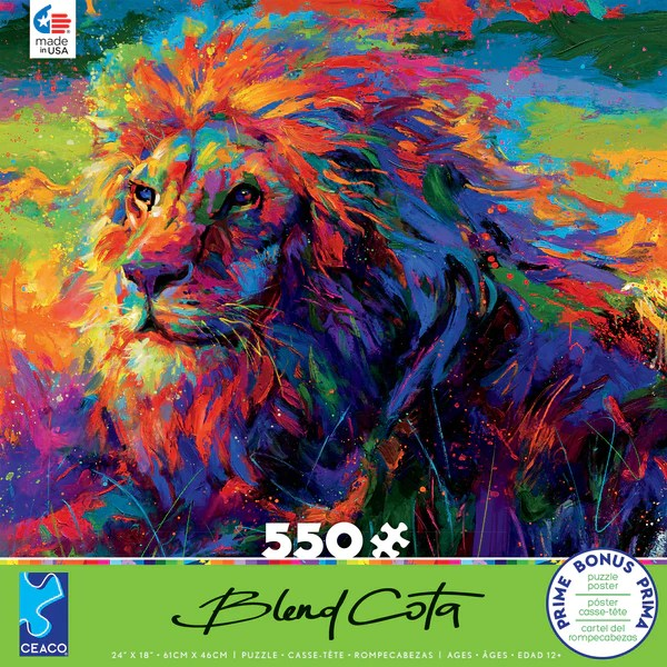 blend cota lion pride