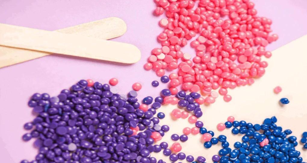 mello wax beads
