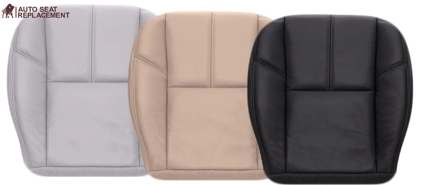 medium resolution of oem replacement leather seat covers
