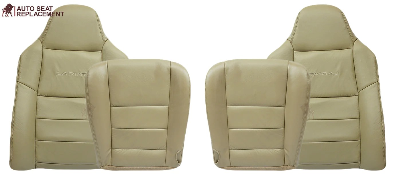 small resolution of oem replacement leather seat covers
