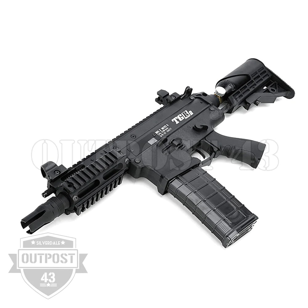 Maxtact Tgr2 Mk2 Cqb Mag Fed Paintball Marker Outpost43