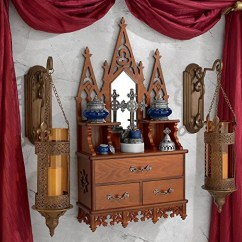 Living Room Furniture For Sale Gaming Pc Case Cheap Online Furnsy Gothic Display Cabinet By Toscano