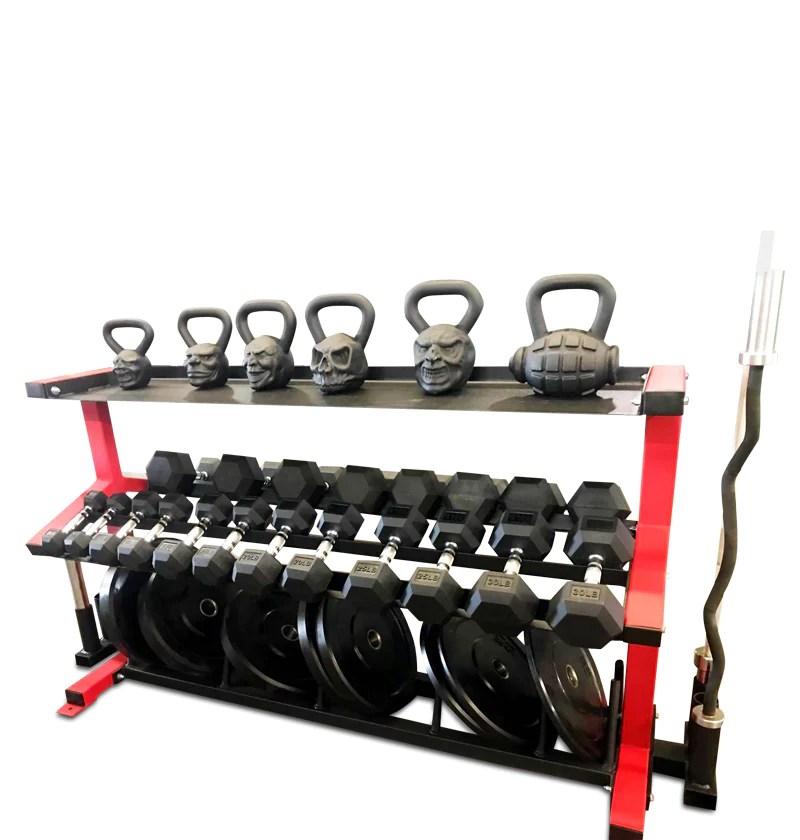 elite all storage rack