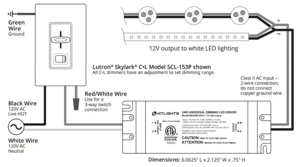 010v dimming wiring diagram how to setup dimmable led high bay or parking lot lifan 110cc atv be not dim hitlightsfor example this is the for our universal