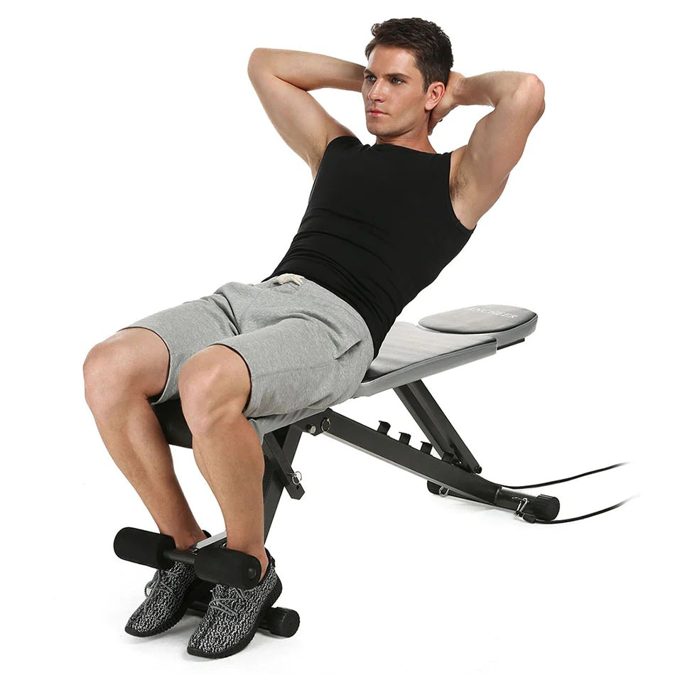 chair sit ups x rocker rally pedestal gaming fitness up abdominal bench toponlinebargains com