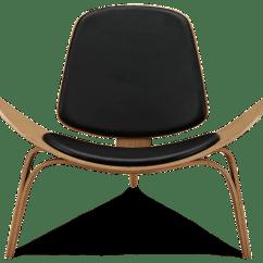 Shell Chair Replica Covers For Classroom Ch07 Hans J Wegner Designer Voga