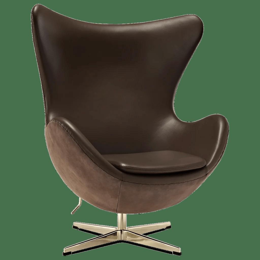 egg chair outdoor springs for dining room chairs the golden arne jacobsen designer replica voga