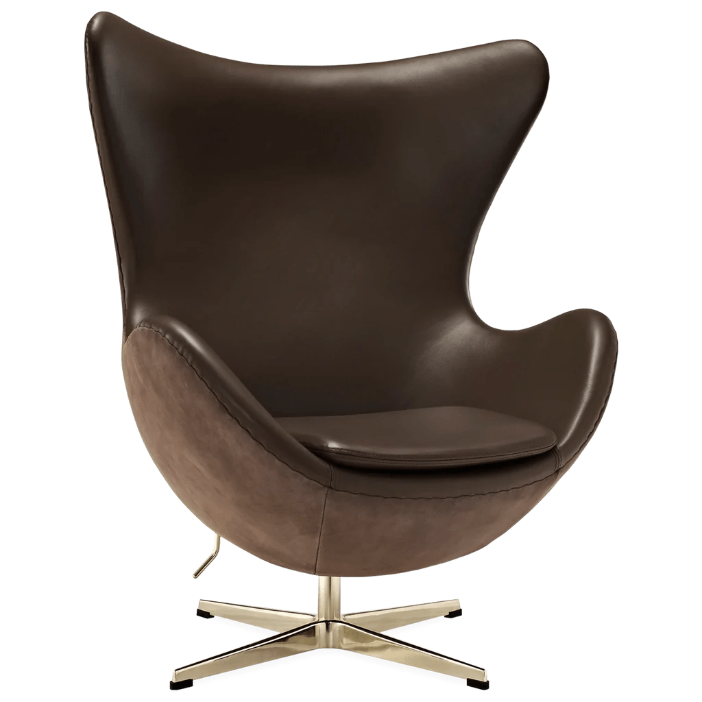The Golden Egg Chair  Arne Jacobsen Designer Replica  Voga