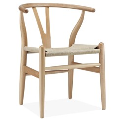 Dining Chair Covers In Spanish Rocking Ottoman Handmade Replica Designer Furniture Voga Hans Wegner Y