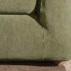 Two Cushion Sofa Slipcover Urban Outers Stretch Stripe Piece Surefit